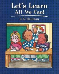 Let's Learn All We Can! by P.K. Hallinan image