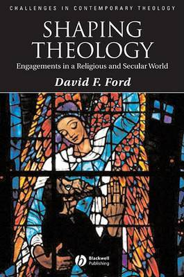 Shaping Theology by David F. Ford image