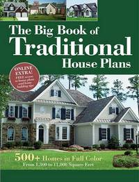 The Big Book of Traditional House Plans image