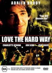 Love The Hard Way on DVD