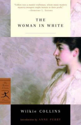 Mod Lib Woman In White by Wilkie Collins