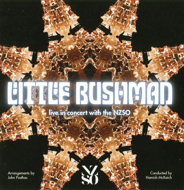 Live in Concert With the NZSO by Little Bushman
