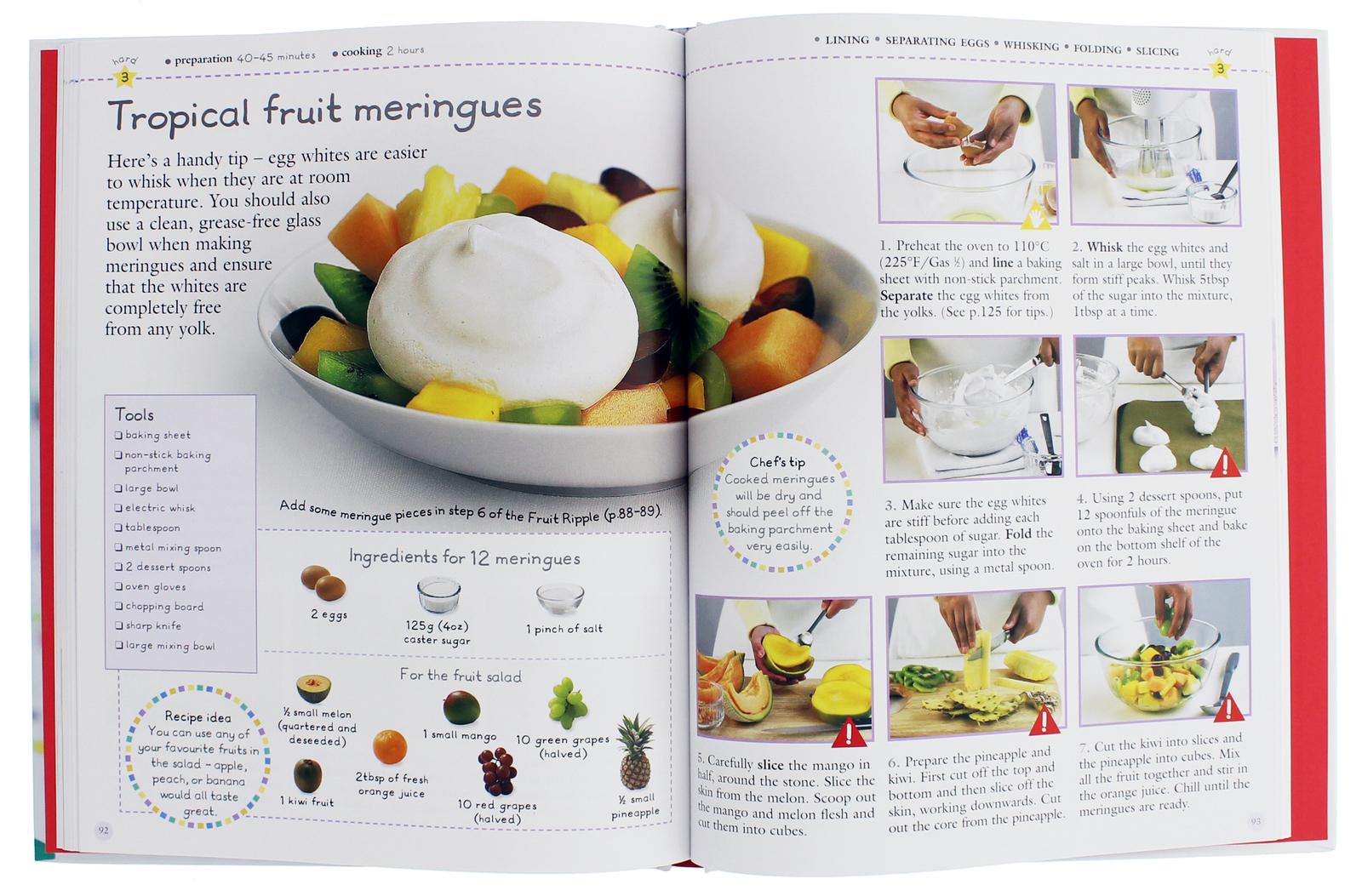 Children's Cookbook by Katharine Ibbs image