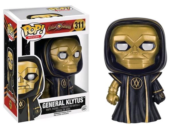 Flash Gordon - General Klytus Pop! Vinyl Figure