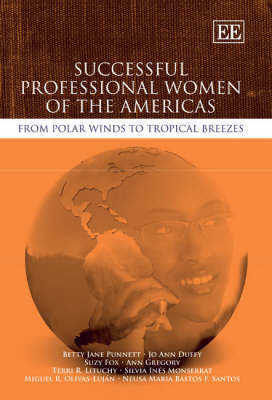 Successful Professional Women of the Americas by Betty Jane Punnett