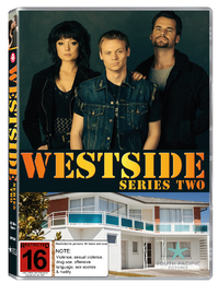 Westside - The Complete Series Two on DVD image