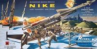 Revell: 1/32 Nike Missile - Renwal Blueprint (SSP)- Model Kit