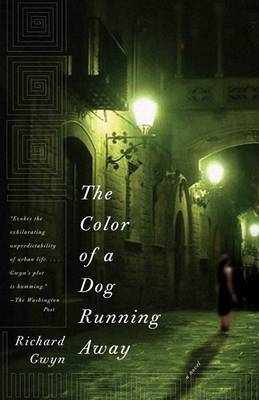 The Color of a Dog Running Away by Richard Gwyn image