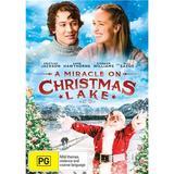 Miracle On Christmas Lake on DVD