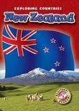 New Zealand by Ellen Frazel