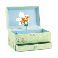Djeco: The Fawns Song Musical Trinket Box