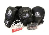 Punch: Urban Glove Combo Pack - Large (Black) image