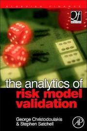 The Analytics of Risk Model Validation