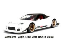 Jada 1/32 Jdm NSX R 2002 (White) - Diecast Model