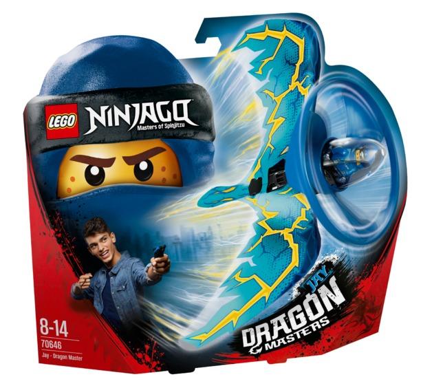 LEGO Ninjago - Jay Dragon Master (70646)