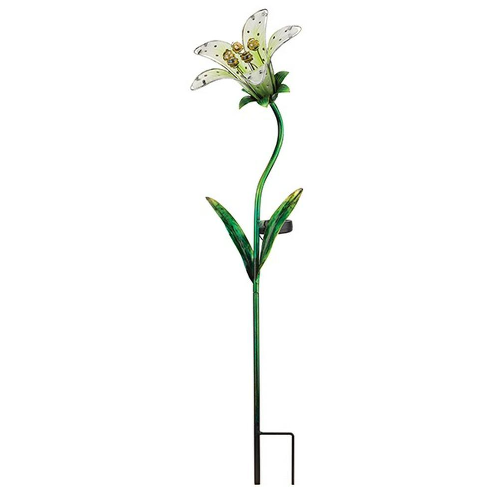 Regal: Solar Tiger Lily Stake - White image