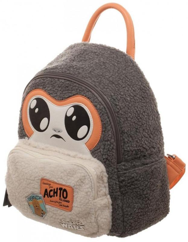 Star Wars Porg Sherpa Mini Backpack
