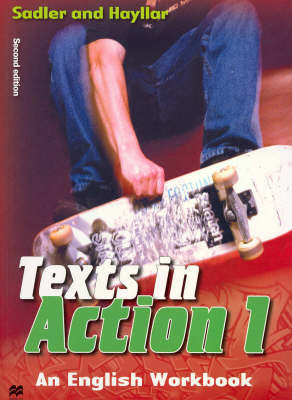 Texts in Action: Bk. 1 by Rex K. Sadler image
