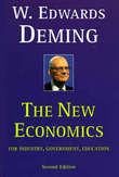 The New Economics for Industry, Government, Education by W.Edwards Deming