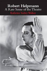 Robert Helpmann by Kathrine Sorley Walker