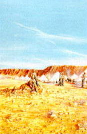 The Burning Land by Emma Drummond image