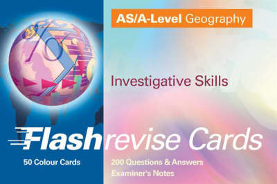 AS/A-level Geography: Investigative Skills by Simon Oakes image