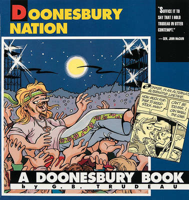 Doonesbury Nation by G.B. Trudeau image