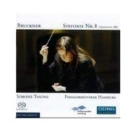 Symphony No. 8 inC minor (1st version) by Philharmoniker Hamberg