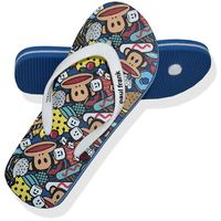 Paul Frank Junk Food Jandals (Size 1)