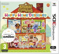 Animal Crossing: Happy Home Designer for 3DS