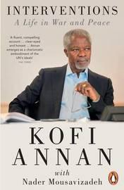 Interventions by Kofi Annan