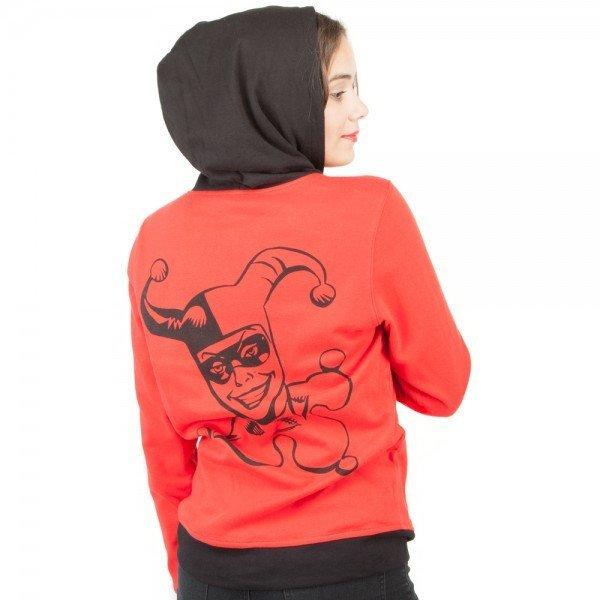 DC Comics Harley/Ivy Reversible Hoodie (Small) image