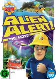 Fireman Sam: Alien Alert DVD