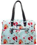 Sourpuss Lovecats Travel Bag