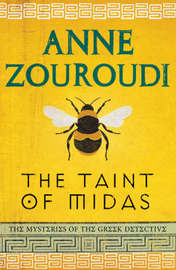 The Taint of Midas by Anne Zouroudi image