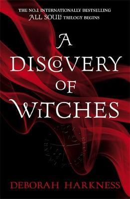 A Discovery of Witches by Deborah Harkness image
