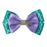 Neon Tuesday: The Little Mermaid - Dingelhopper Hair Bow image