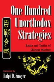 One Hundred Unorthodox Strategies by Ralph D. Sawyer