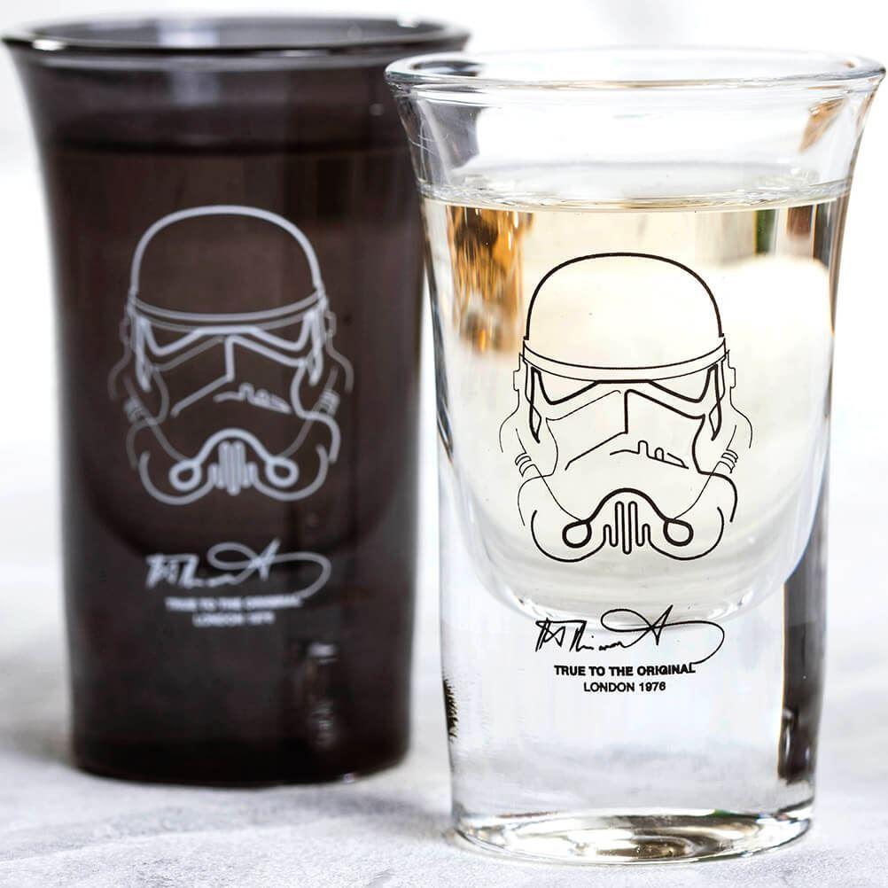 Star Wars: Original Stormtrooper - Shot Glass Set (Set of 4) image
