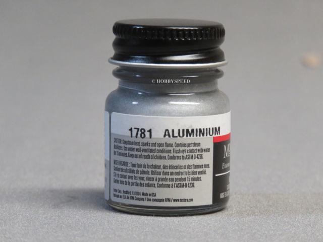 Testors: Enamel Paint - Aluminium (Flat) image