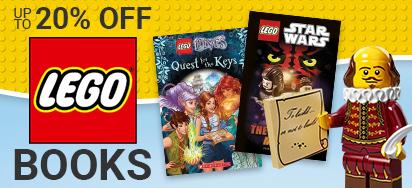 LEGO Books Sale