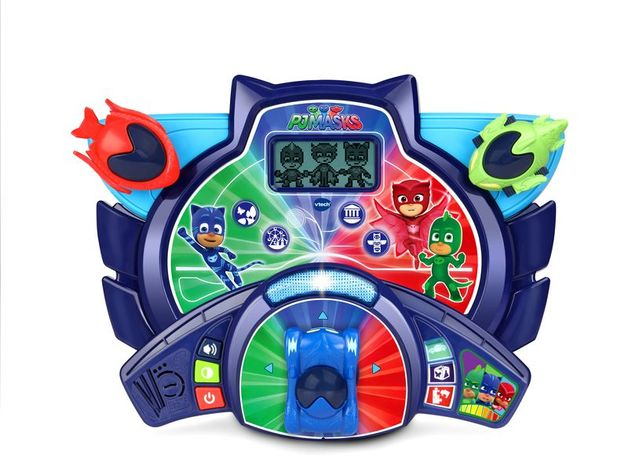 Vtech: PJ Masks - Super Learning Headquarters