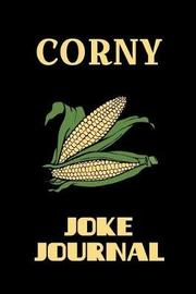 Corny Joke Journal by Db Press