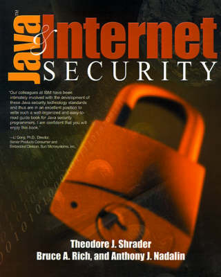 Java and Internet Security by Theodore Shrader image