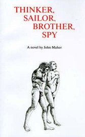 Thinker, Sailor, Brother, Spy by John Maher image