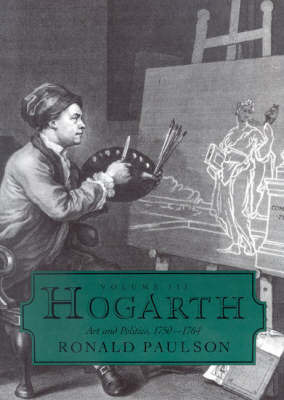 Hogarth by Ronald Paulson