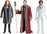 "Doctor Who 3.75"" Action Figure Set - River Song, Donna Nobel & The Narrator"