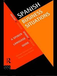 Spanish Business Situations by Michael Gorman image