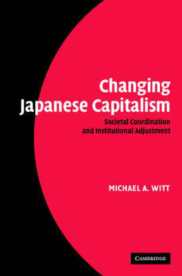 Changing Japanese Capitalism