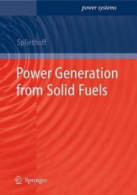 Power Generation from Solid Fuels by Hartmut Spliethoff image